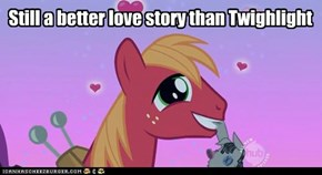 Still a better love story than Twighlight