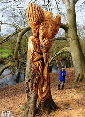 Tree Carving WIN