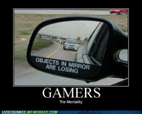 Gamers' Mentality