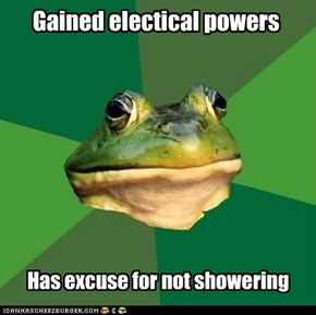 Gained electical powers