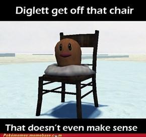 Diglett Wednesday: The Mystery