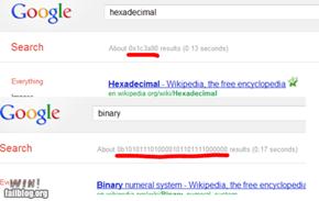 Google Search WIN