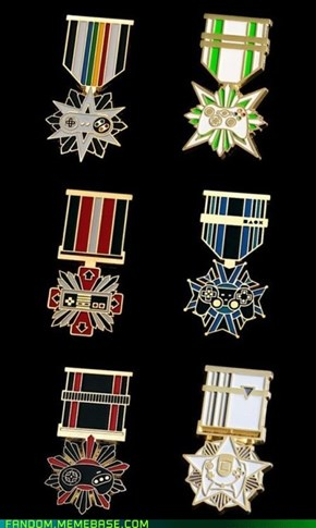 True Medals of Honor