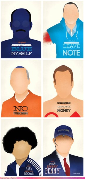 "Cool ""Arrested Development"" Posters"