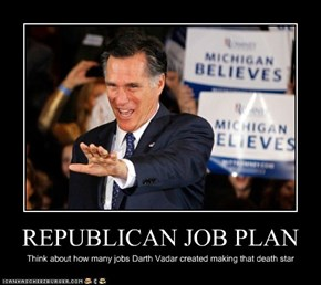 REPUBLICAN JOB PLAN