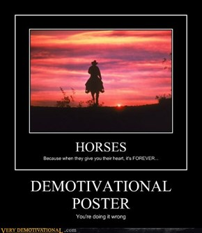 DEMOTIVATIONAL POSTER