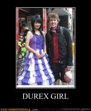 DUREX GIRL