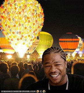 Yo dawg, I heard you like balloons...