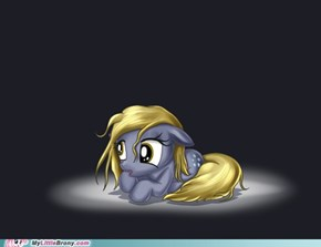 Derpy is Alone