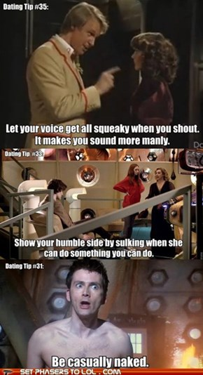 The Doctor's Dating Tips