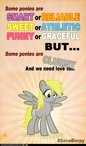 Save Derpy!