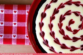 Epicute: Cheesecake Swirled With Love