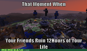 That Awkward Moment Where You Murder Your Friends