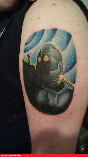Tattoo WIN: This movie always struck me as massively underappreciated