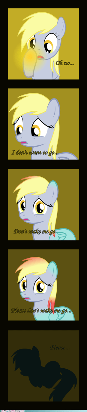 Don't Take Derpy Away From Us!