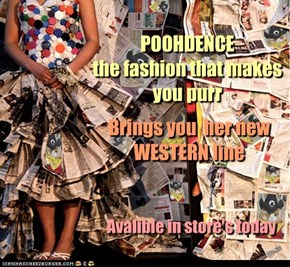 POOHDENCE the fashion that makes you purr