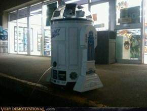 Dammit R2