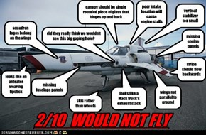2/10 Would Not Fly A Viper Mark II