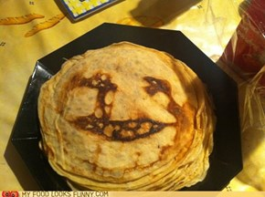 Black metal crêpe!