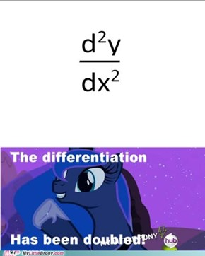 Double differentiation