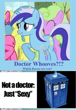 'Ello TARDIS!