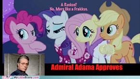 Frakking Ponies