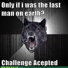 Insanity Wolf: One-Man Apocalypse
