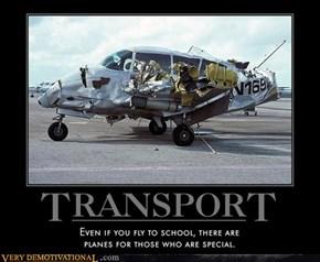 "The ""short plane""."