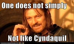 One does not simply  Not like Cyndaquil