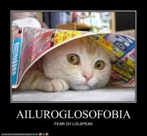 AILUROGLOSOFOBIA