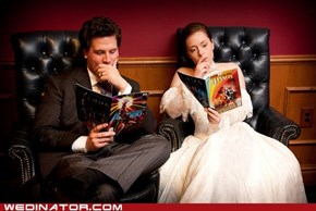 The Couple That Reads Together...