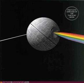 I'll See You On the Dark Side of the That's No Moon