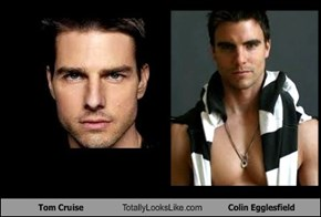 Tom Cruise Totally Looks Like Colin Egglesfield
