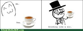 Me + tea