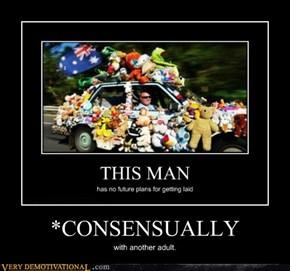 *CONSENSUALLY