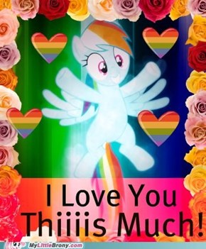 I Love You Too, Dashie