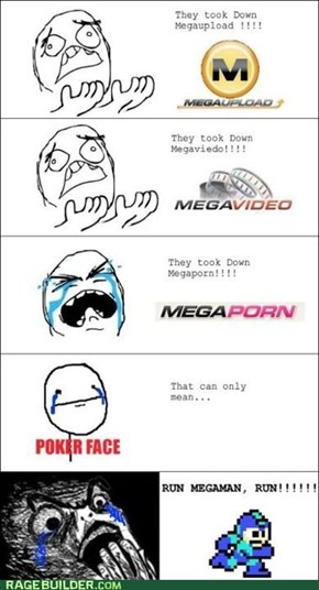 Rage Comics: Don't Let Them Delete You!