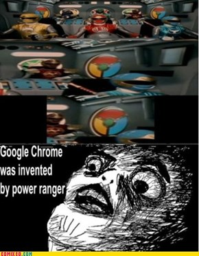 We Need Google Chrome Power, Now!