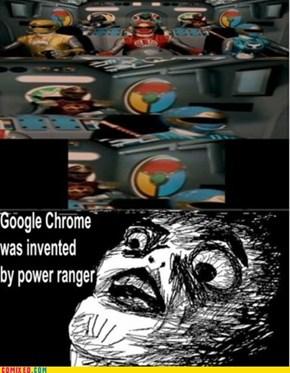 We Need Google Chrome Power, Now!