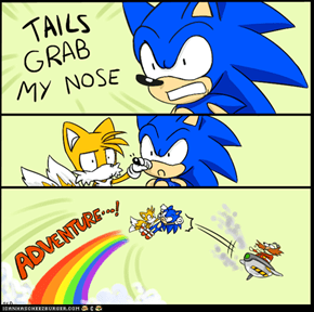 All sonic memes welcomed