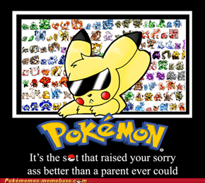 Pikachu Was My Real Father