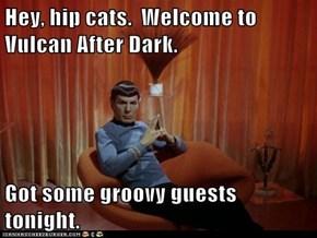 Vulcan After Dark