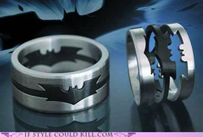 Ring of the Day: I'm Batman