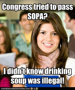 A Very Late SOPA Joke