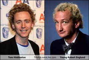 Tom Hiddleston Totally Looks Like Young Robert Englund
