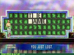 Wheel of Lose.