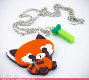 I'll Feed You Red Panda