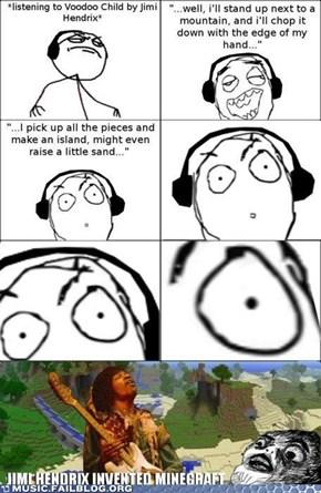 Minecraft Haze