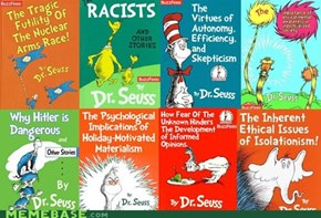 Dr. Suess Rediscovered