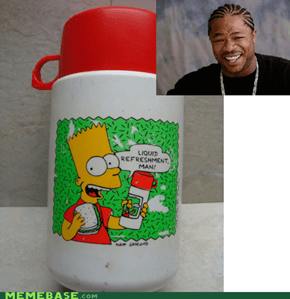 Yo Dawg I Heard You Like Thermoses